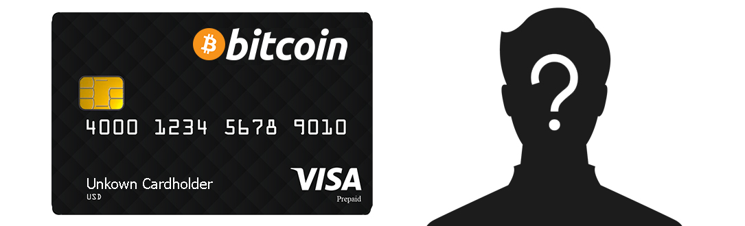 Anonymous Bitcoin Debit Cards